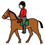 Nos vamos a montar a caballo a la Hípica Militar