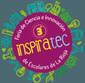 INSPIRATEC. III Feria de Innovación y Ciencia de escolares de La Rioja en Ibercaja (C/Portales) 22 de marzo